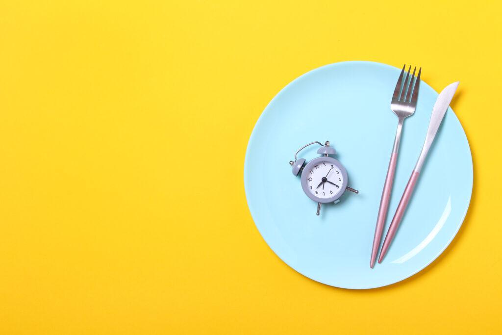 Intermittent fasting krok po kroku